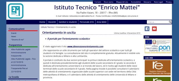 ISTITUTO MATTEI