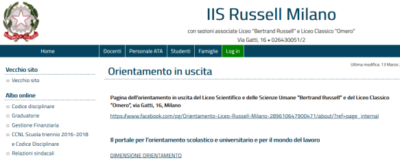ISTITUTO RUSSELL